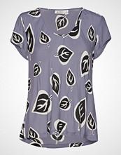 Masai Kallo Top T-shirts & Tops Short-sleeved Blå MASAI