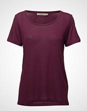 Whyred Vanya T-shirts & Tops Short-sleeved Lilla WHYRED