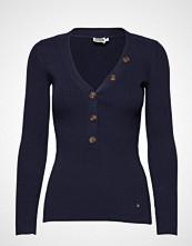 Twist & Tango Miriam Button Sweater Strikkegenser Cardigan Blå TWIST & TANGO
