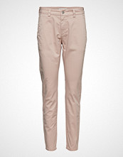 Selected Femme Slfmegan Mw Chino Noos W Chinos Bukser Rosa SELECTED FEMME