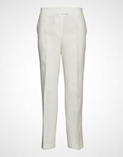 BOSS Business Wear Tewah Bukser Med Rette Ben Hvit BOSS BUSINESS WEAR