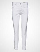 Diesel Women Babhila Trousers Slim Jeans Hvit DIESEL WOMEN