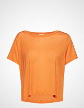 Hope Box Tee T-shirts & Tops Short-sleeved Oransje HOPE