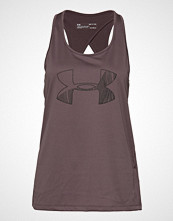 Under Armour Tech Tank Graphic T-shirts & Tops Sleeveless Lilla UNDER ARMOUR