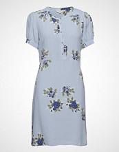 Signal Dress Knelang Kjole Blå SIGNAL