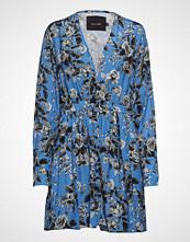 Raiine Alameda Mini Dress Kort Kjole Blå RAIINE