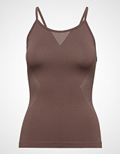 Casall Seamless Strap Tank T-shirts & Tops Sleeveless Rosa CASALL