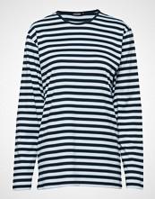 Marimekko PitkÄHiha 2017 Shirt T-shirts & Tops Long-sleeved Blå MARIMEKKO