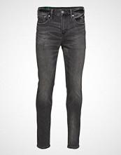 Superdry Tyler Slim Comfort Slim Jeans Grå SUPERDRY