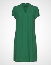 Bruuns Bazaar Lilli Kenry Dress Knelang Kjole Grønn BRUUNS BAZAAR