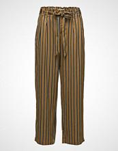 Lollys Laundry Aila Pants Vide Bukser Gul LOLLYS LAUNDRY