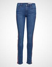 Esprit Casual Pants Denim Slim Jeans Blå ESPRIT CASUAL