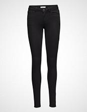 Vila Vicommit Rwss 5p Ju Pant-Noos Skinny Jeans Svart VILA