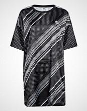 Adidas Originals Trefoil Dress Knelang Kjole Svart ADIDAS ORIGINALS