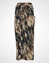 Diana Orving Pocket Trousers Vide Bukser Multi/mønstret DIANA ORVING