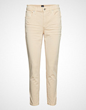 GAP Tr Skinny Ankle Washed Color Skinny Jeans Creme GAP