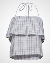 Baum Und Pferdgarten Micheala T-shirts & Tops Sleeveless Hvit BAUM UND PFERDGARTEN