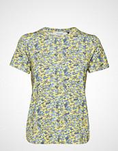 Pieszak Louisa Tee T-shirts & Tops Short-sleeved Gul PIESZAK