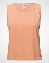 Under Armour Tb Seamless Muscle Spacedye Tank T-shirts & Tops Sleeveless Oransje UNDER ARMOUR