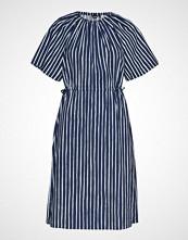 Marimekko Sammal Piccolo Dress Knelang Kjole Blå MARIMEKKO