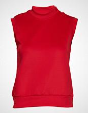 Hummel Hive Hmlboline Sweatshirt T-shirts & Tops Sleeveless Rød HUMMEL HIVE