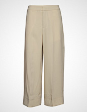 Hope Frame Trouser Vide Bukser Beige HOPE