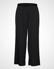 Filippa K Silk Trouser Vide Bukser Svart FILIPPA K