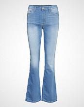 Please Jeans Longcut Jog Light Denim Jeans Sleng Blå PLEASE JEANS