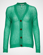 Scotch & Soda Lightweight Colourful Cardigan Strikkegenser Cardigan Grønn SCOTCH & SODA