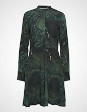 Diana Orving Short Dress Knelang Kjole Grønn DIANA ORVING