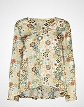 Odd Molly Molly-Hooked Blouse Bluse Langermet Multi/mønstret ODD MOLLY