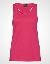 Peak Performance W Track Ta T-shirts & Tops Sleeveless Rosa PEAK PERFORMANCE