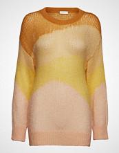 Stine Goya Sana, 550 Wide Gauge Knit Strikket Genser Gul STINE GOYA