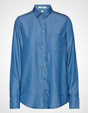 BRAX Victoria Langermet Skjorte Blå BRAX
