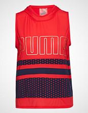 Puma Varsity Sl Coverup T-shirts & Tops Short-sleeved Rød PUMA
