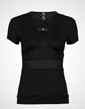 Adidas by Stella McCartney Train Tee T-shirts & Tops Short-sleeved Svart ADIDAS BY STELLA MCCARTNEY