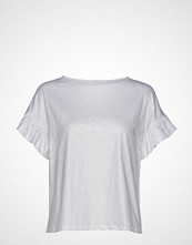 Day Birger et Mikkelsen Day Flashes T-shirts & Tops Short-sleeved Hvit DAY BIRGER ET MIKKELSEN