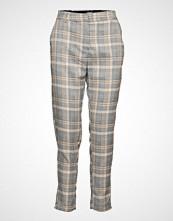 B.Young Bxdanna Cropped Pants - Bukser Med Rette Ben Multi/mønstret B.YOUNG