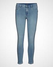 GAP Sh Fav Jegging Ankle Knit Med Lt Chloe Skinny Jeans Blå GAP