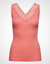 Minus Ariel Top T-shirts & Tops Sleeveless Rosa MINUS