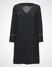 Morris Lady Eve Printed Dress Kort Kjole Blå MORRIS LADY