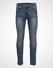 Cheap Monday Tight Indigo Head Slim Jeans Blå CHEAP MONDAY