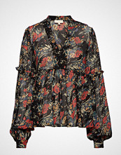 by Ti Mo Semi Couture Blouse Bluse Langermet Multi/mønstret BY TI MO