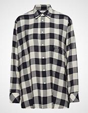 Hope Elma Shirt Langermet Skjorte Svart HOPE