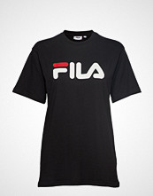 FILA Unisex Classic Pure Ss Tee T-shirts & Tops Short-sleeved Svart FILA