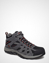 Columbia Canyon Point™ Mid Waterproof Snørestøvletter Støvletter Svart COLUMBIA