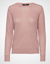 Weekend Max Mara Esordio Strikket Genser Rosa WEEKEND MAX MARA
