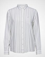 Lee Jeans Pocket Shirt Langermet Skjorte Hvit LEE JEANS