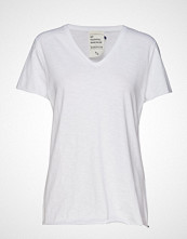 Denim Hunter 08 The Vtee T-shirts & Tops Short-sleeved Hvit DENIM HUNTER