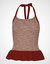 Baum Und Pferdgarten Coco T-shirts & Tops Sleeveless Rød BAUM UND PFERDGARTEN